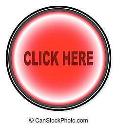 Click Here - Click Button button in red over a white...