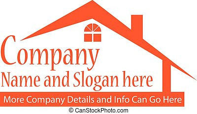 Real Estate Logo - House Logo
