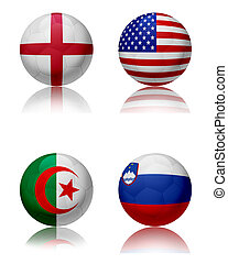 FIFA World cup 2010 - Group C