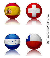 FIFA World cup 2010 - Group H