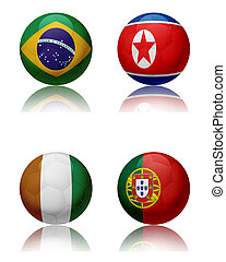 FIFA World cup 2010 - Group G