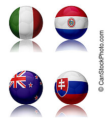 FIFA World cup 2010 - Group F