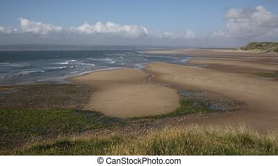 Broughton Bay the Gower Wales PAN - Broughton Bay the Gower...