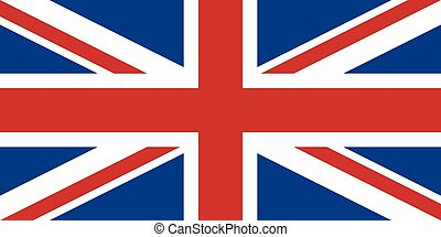 Union Jack - Flag of the United Kingdom of Great Britain and...