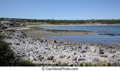 Port Eynon bay The Gower Peninsula - Port Eynon The Gower...