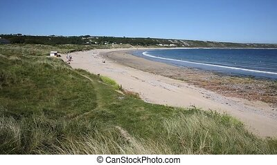 Port Eynon beach The Gower Wales - Port Eynon The Gower...