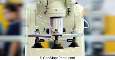 Automated Precision Machine Tool - A high precision...