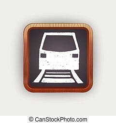 doodle tram