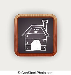 doodle dog house