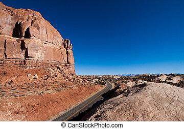 bicentenario, carretera