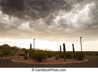 Clouds - Tucson Arizona