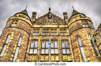 Teviot Row House in Edinburgh - Scotland