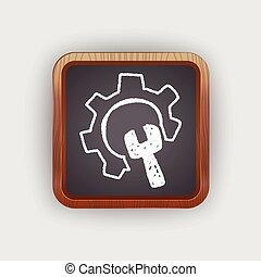 setup tool doodle