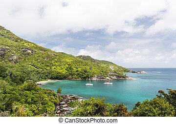 Mahe,  Seychelles,  Anse, principal