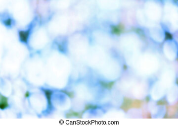 Artistic Soft light abstract background blurred magic lights...