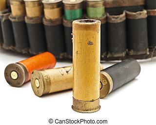 cartridge for hunting rifle