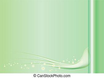 Design background - green Design background Vector