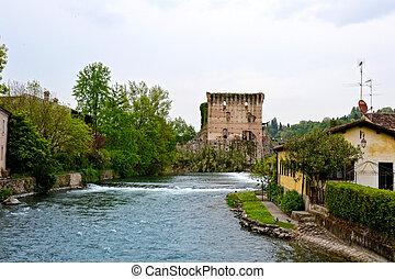 Borghetto - Veneto - Borghetto, beautiful village in the...