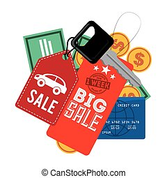 commerce tags
