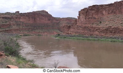 Colorado River Landscape