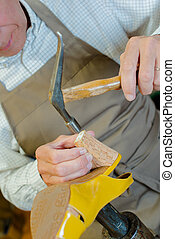 Senior cobbler