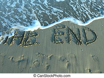 el, fin, en, el, playa, por, el, mar, mientras, el, onda,...