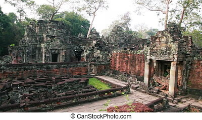 Angkor Wat Temple, Cambodia, The Worlds Largest Religious...
