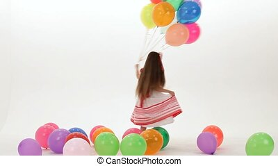Dance With Balloons