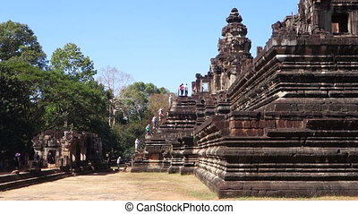 Baphuon temple - Angkor Wat Temple, Cambodia, The World's...