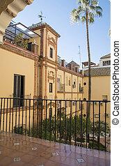 Episcopal Palace Malaga,Spain