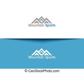 Mountain Logo - Mountain web Icons and vector logo