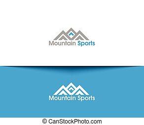 Mountain Logo - Mountain web Icons and vector logo