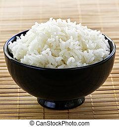 arroz, tazón