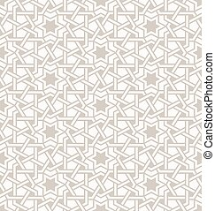 Tangled Pattern based on traditional islam pattern - Tangled...