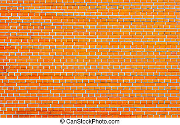 Red brick wall background - Red brick wall for background...
