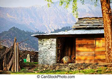Village in  Nepal
