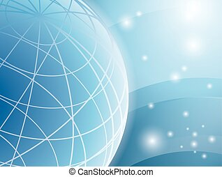 abstract light blue background - abstract light blue vector...