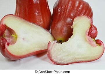 rose apple bite