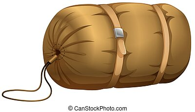 Clip Art Sleeping Bag Clipart sleeping bag clipart and stock illustrations 709 single in sack