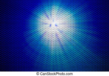 Blue background - abstract blue color background with motion...