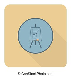 School and Education Icons - School and Education Icon -...