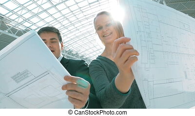 Smiling Engineers on Building Approval