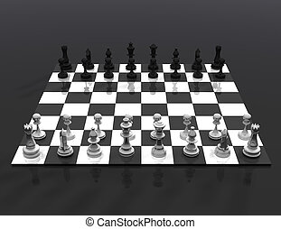 chessboard concept