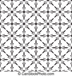 Geometric seamless pattern . Can be used for backgrounds and page fill web design. Vector illustration