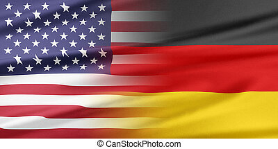 USA and Germany - Relations between two countries. USA and...