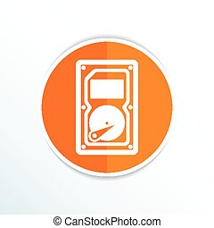 icon backup network file harddisk hdd record .