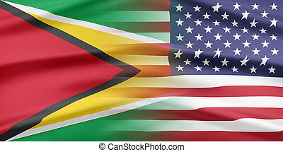 USA and Guyana - Relations between two countries USA and...