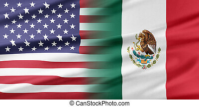 USA and Mexico - Relations between two countries. USA and...
