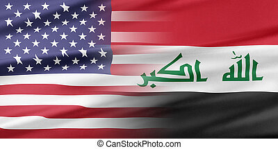 USA and Iraq - Relations between two countries USA and Iraq