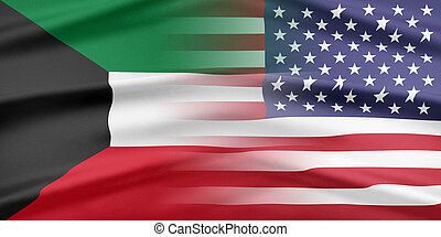 USA and Kuwait. - Relations between two countries. USA and...
